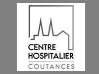 CH-coutances logo