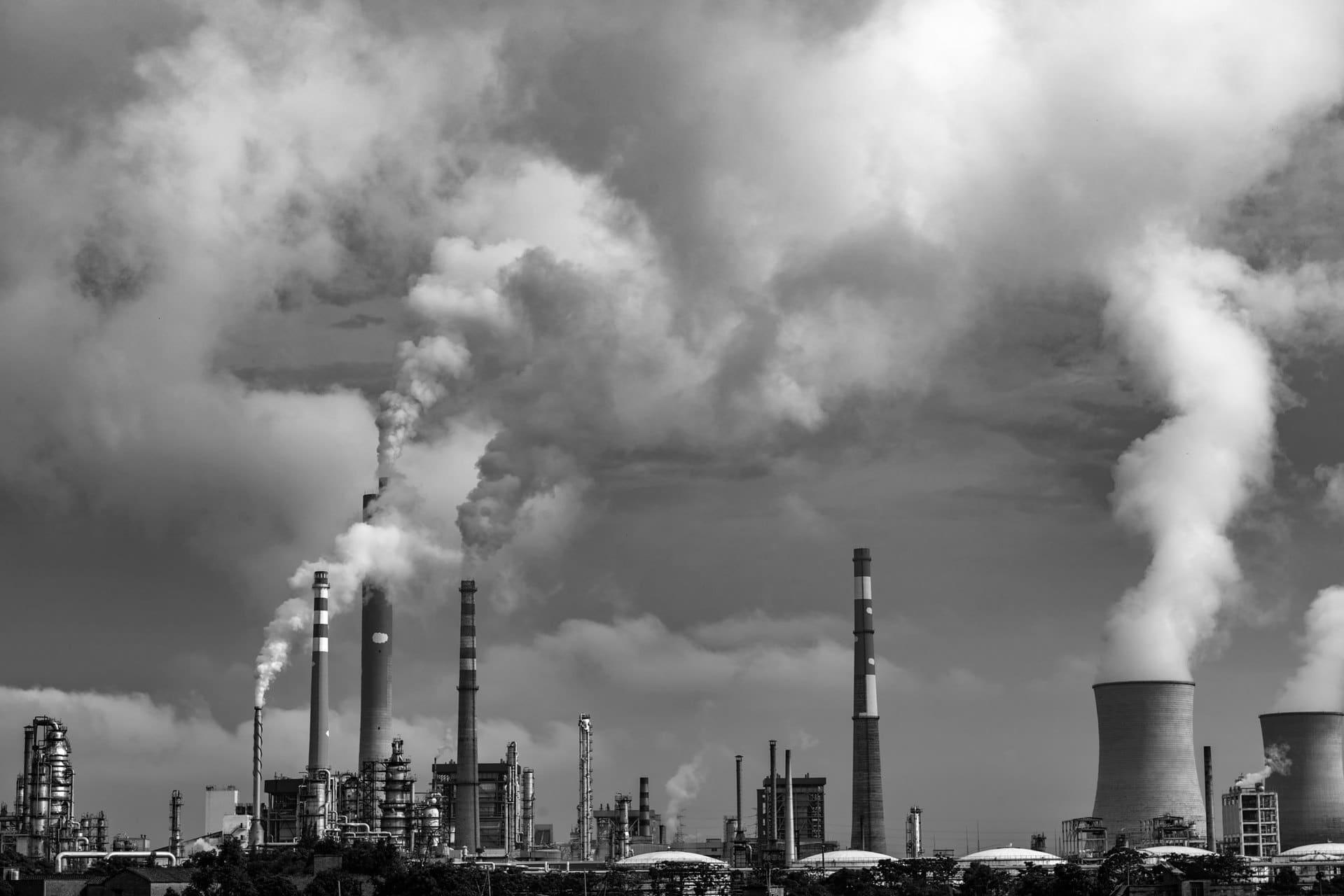 usine pollution